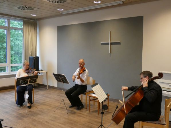 Hauskonzert mit dem Klassikensemble Friedberg